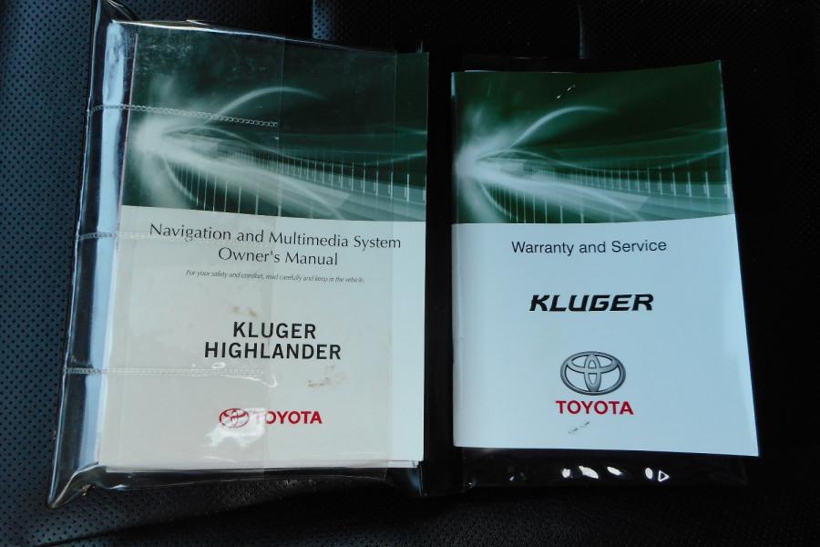 2014 Toyota Kluger GSU55R GXL Suv Image 20