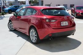 2014 Mazda 3 BM5438 SP25 Hatchback