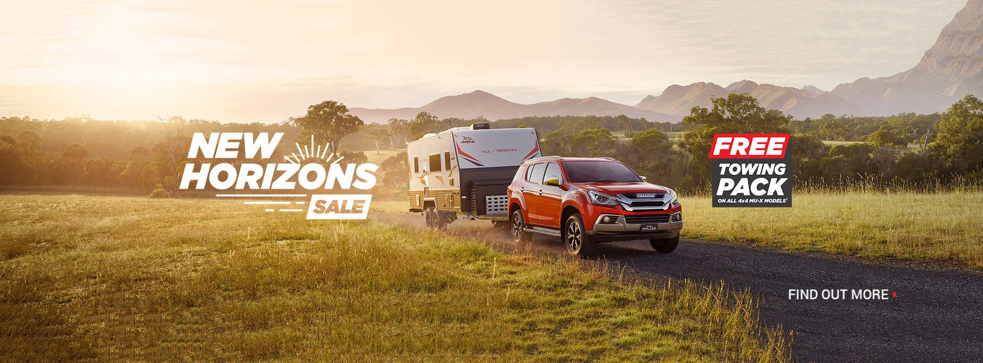 Isuzu UTE offers