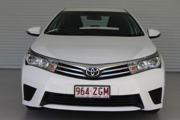 2014 Toyota Corolla ZRE172R ASCENT Sedan Image 3