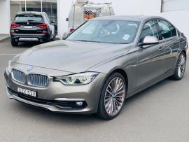 BMW F30 - 3-06 330i - Luxury Line F30 LCI 330i Luxury