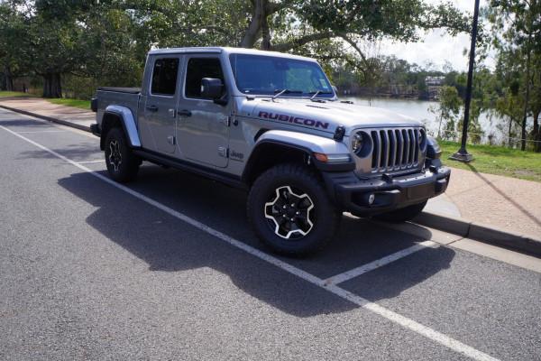 Jeep Gladiator Rubicon JT