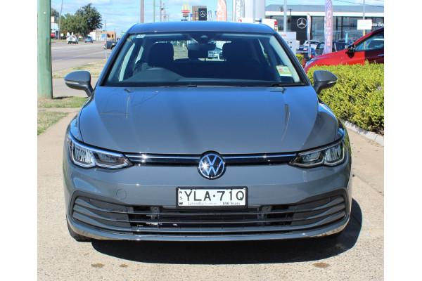 2021 Volkswagen Golf 8 110TSI Golf Hatchback Image 3