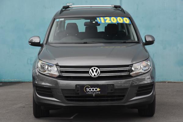 2011 MY12 Volkswagen Tiguan 5N MY12 103TDI Suv Image 2