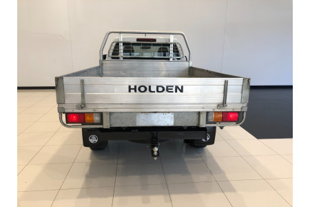 2016 Holden Colorado RG Turbo LS 4x4 s/cb t/t/s Image 5