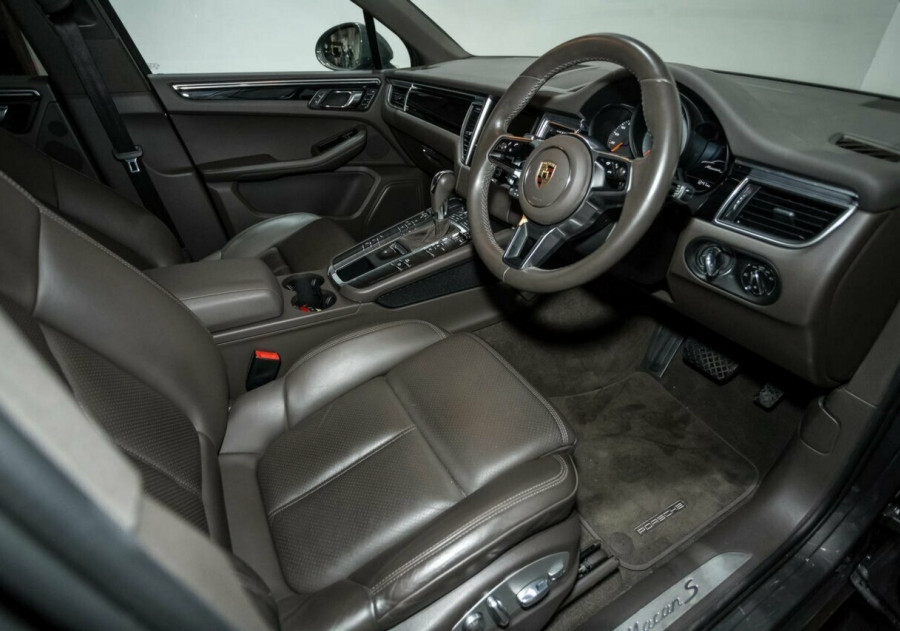 2015 Porsche Macan 95B MY15 S PDK AWD Diesel Wagon