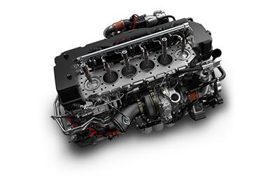 Quon GW Advanced fuel-efficient driveline