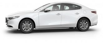 2020 Mazda 3 BP G20 Pure Sedan Sedan image 22