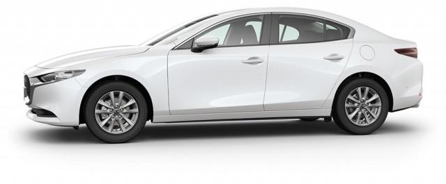 2020 Mazda 3 BP G20 Pure Sedan Sedan Mobile Image 22