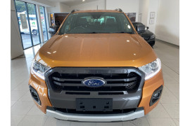 2019 MY19.75 Ford Ranger PX MkIII 2019.7 Wildtrak Utility Image 2