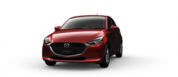 2019 MY20 Mazda 2 DJ Series G15 Pure Hatch