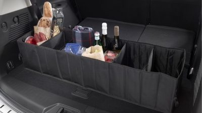 BOOT STORAGE BAG (6 COMPARTMENTS)