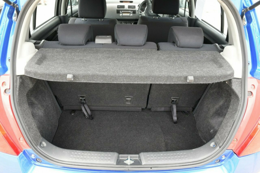 2007 Suzuki Swift RS415 Hatchback
