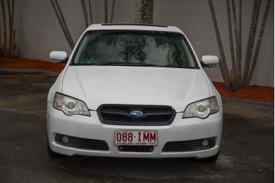2005 Subaru Liberty 4GEN MY05 3.0R Sedan Image 3