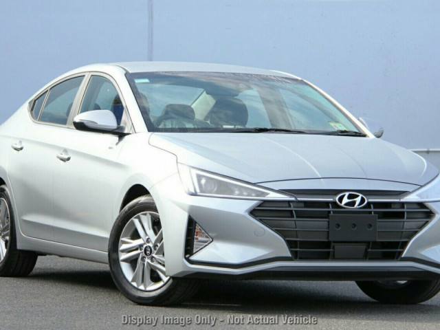2019 MY20 Hyundai Elantra AD.2 MY20 Active Sedan