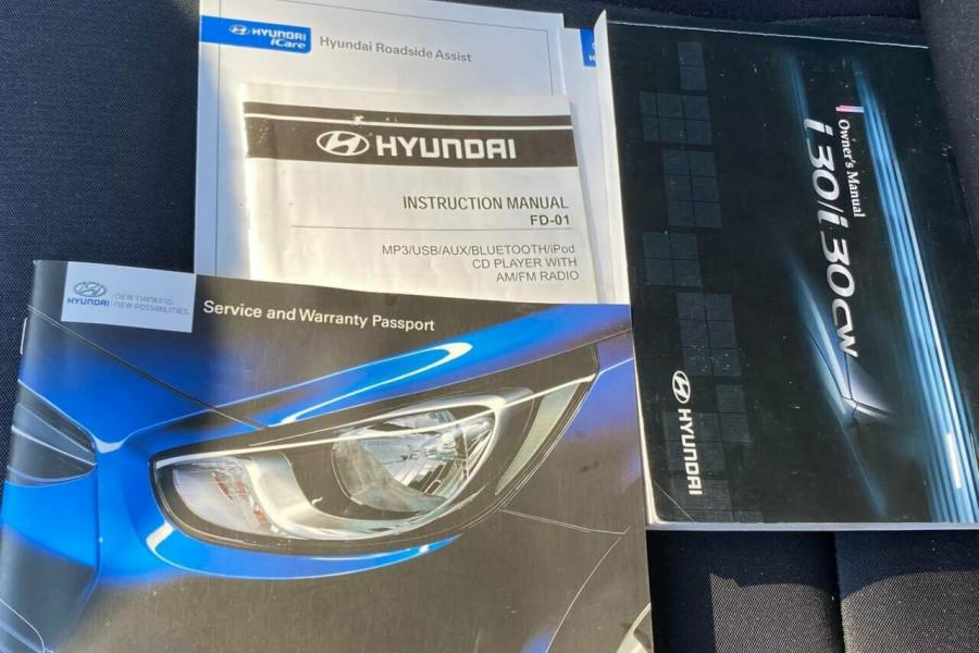 2012 MY11 Hyundai i30 FD MY11 Trophy Hatchback Image 20