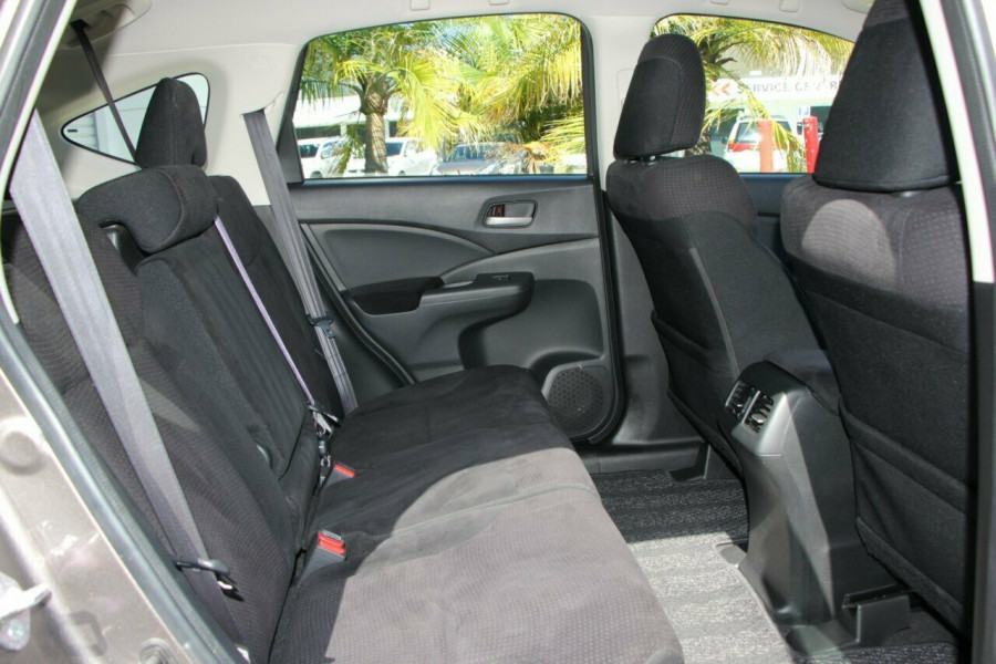 2012 Honda CR-V RM VTi-S 4WD Wagon