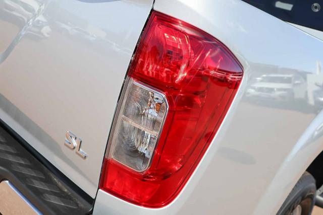2020 Nissan Navara D23 Series 4 SL 4x4 Dual Cab Pickup Utility Image 2