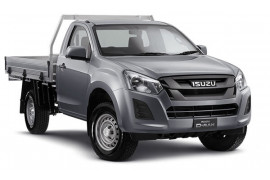 Isuzu UTE D-MAX SX Single Cab Chassis High-Ride 4x2