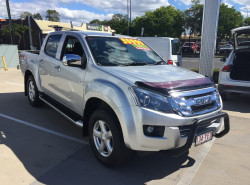 Isuzu Ute D-MAX SX (No Series) MY14