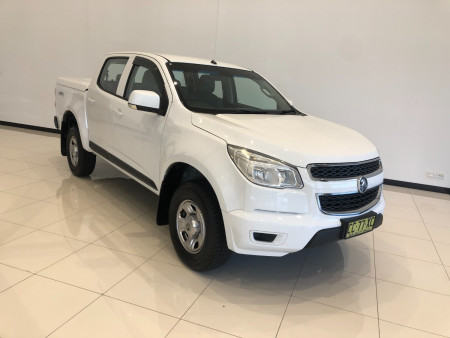 2014 Holden Colorado RG Turbo LS 4x4 dual cab