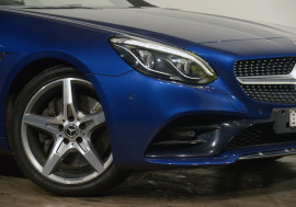 2017 Mercedes-Benz Slc Mercedes-Benz Slc 200 Auto 200 Roadster