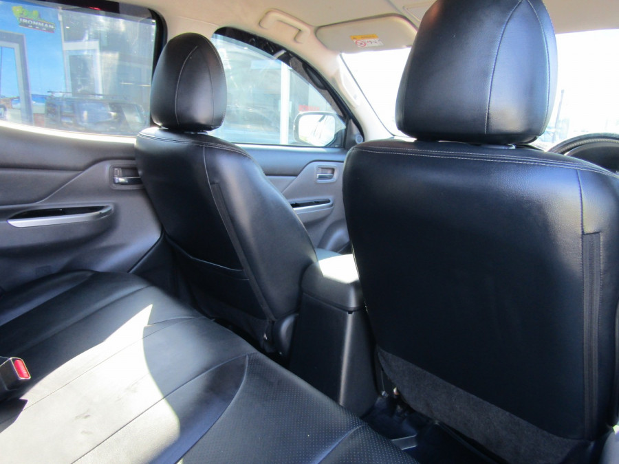 2016 Mitsubishi Triton MQ MY16 EXCEED Utility Image 8