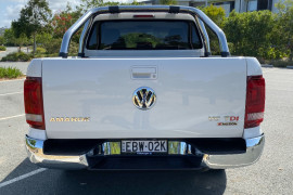 2018 Volkswagen Amarok 2H  TDI550 Highline Utility
