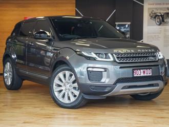 2016 Land Rover Range Rover Evoque L538 MY16.5 TD4 150 Pure Suv