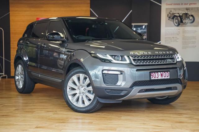 2016 Land Rover Range Rover Evoque L538 MY16.5 TD4 150 Pure Suv Image 1