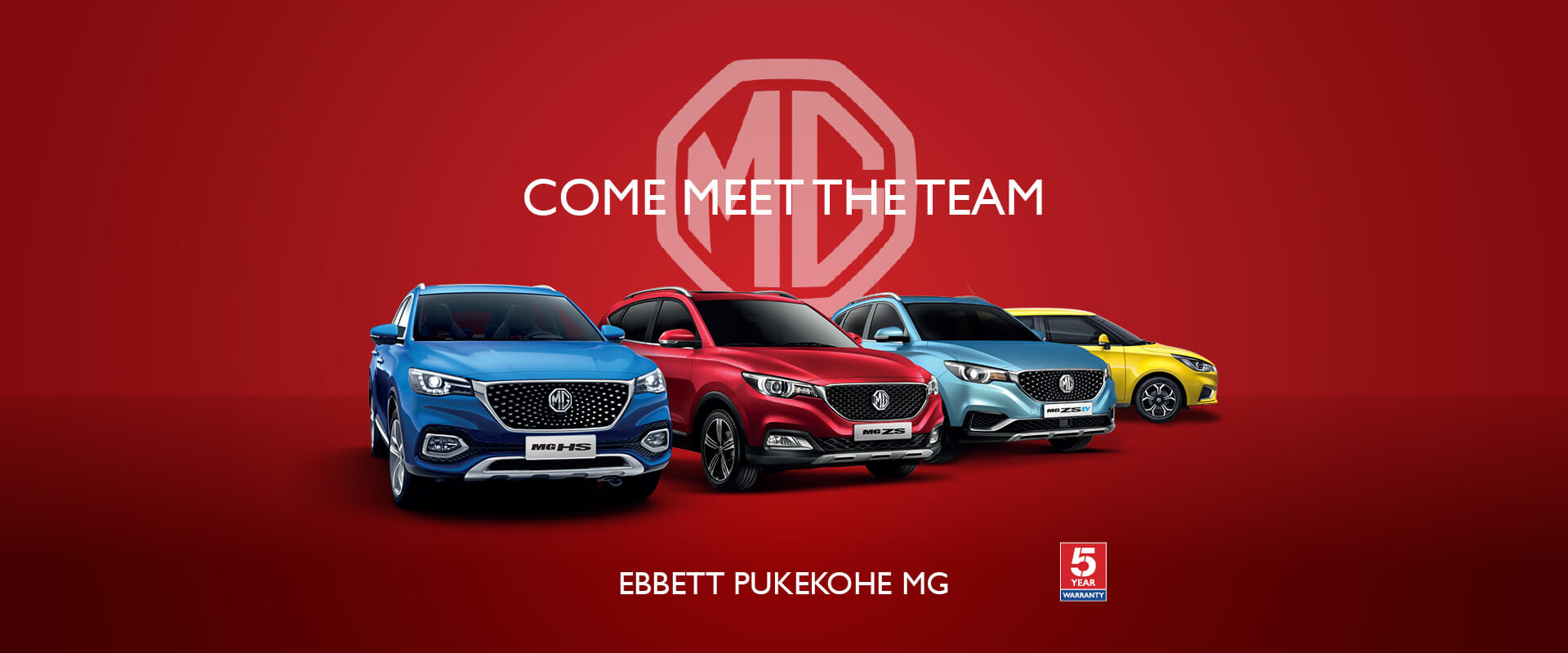 New Dealership Ebbett Pukekohe MG