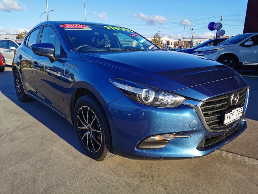 2018 Mazda 3 BN5478 Neo Sport Hatchback