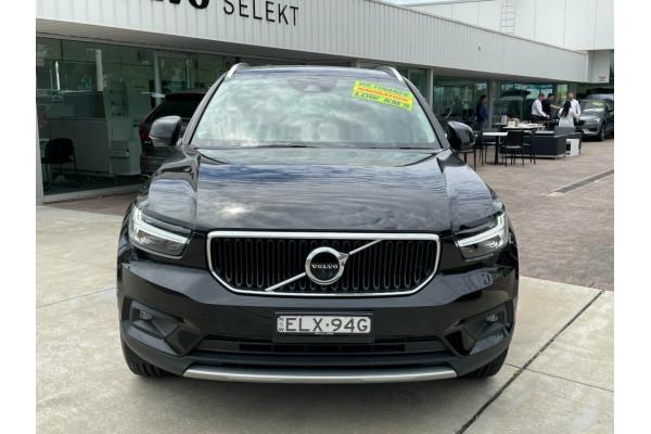 2018 MY19 Volvo XC40 536 MY19 T4 Momentum (FWD) Suv Image 2