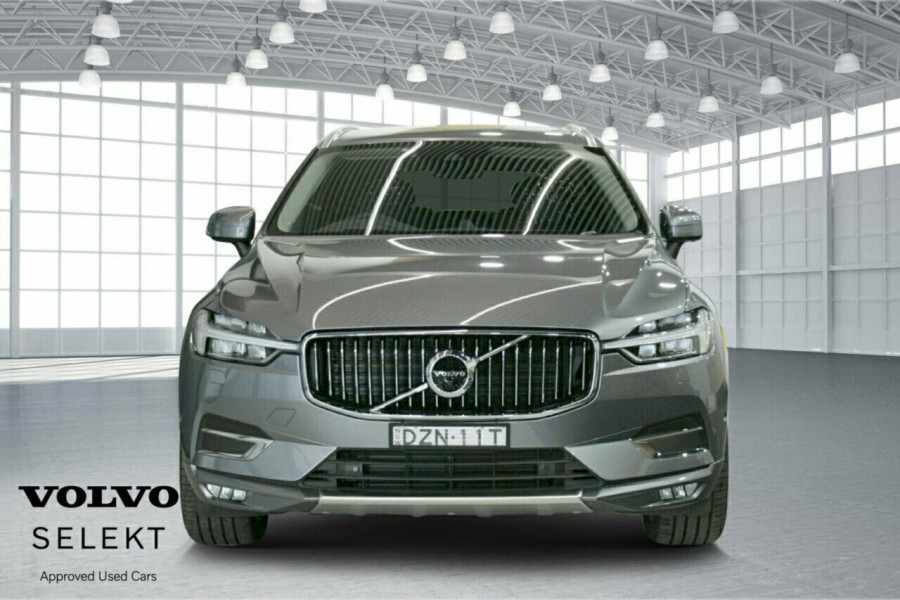 2018 MY19 Volvo XC60 UZ D4 AWD Inscription Suv
