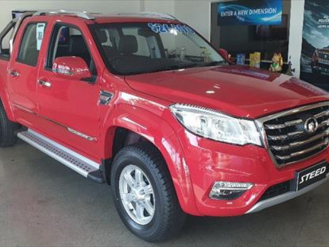 Great Wall Steed LUX NBP