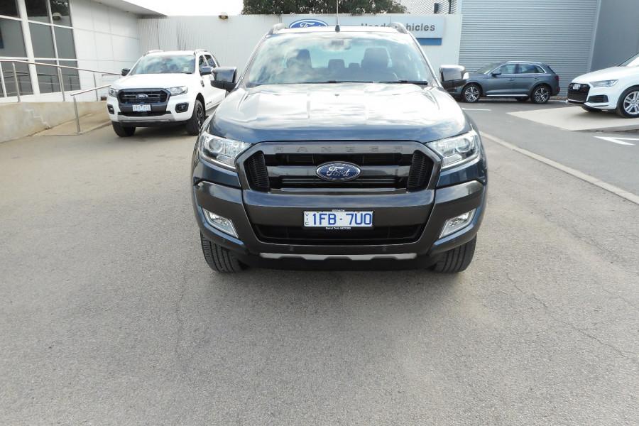 2015 Ford Ranger Utility