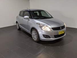 Suzuki Swift GLX FZ