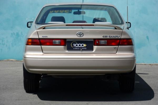 1999 Toyota Camry MCV20R CSi Sedan Image 4