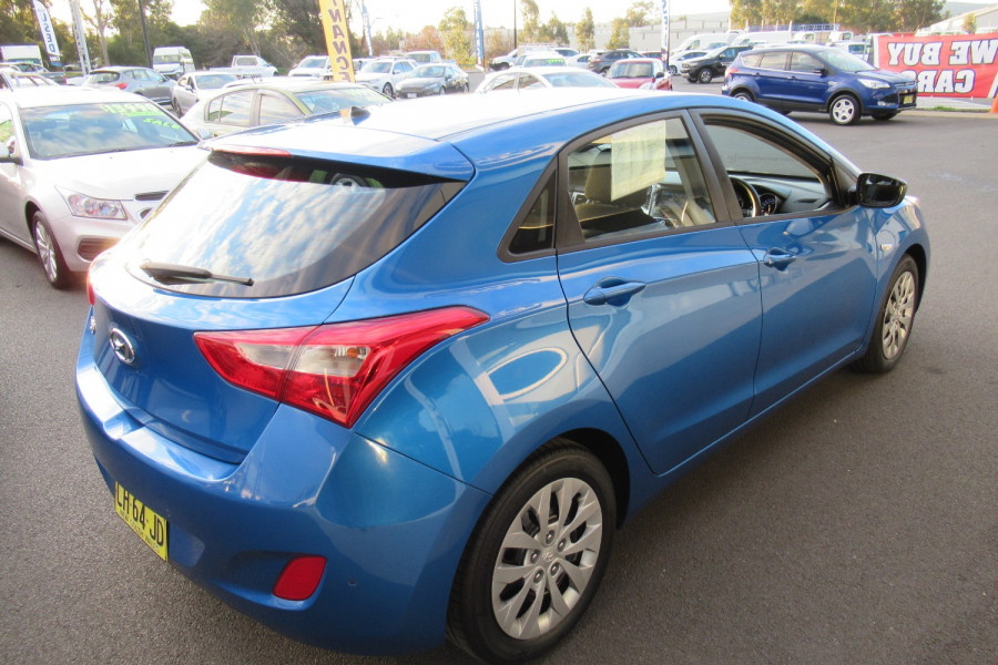 2016 MY17 Hyundai I30 GD4 SERIES II MY17 ACTIVE Hatch