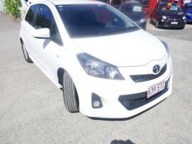Toyota Yaris Hatchback NC
