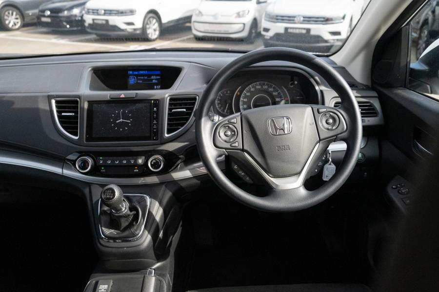 2017 Honda CR-V RM Series II  VTi Suv Image 14