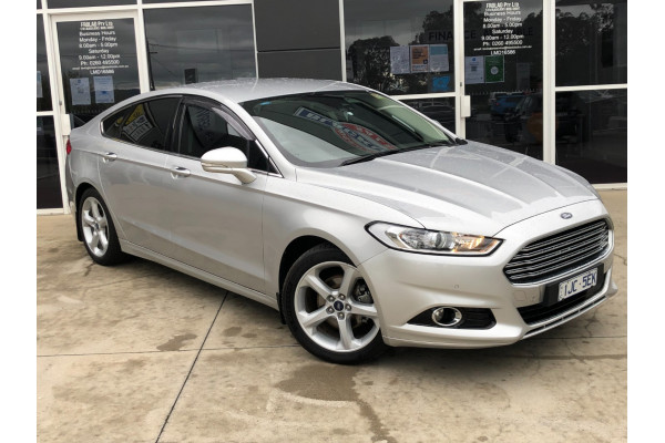 2017 MY17.50 Ford Mondeo MD 2017.50MY TREND Hatchback Image 2
