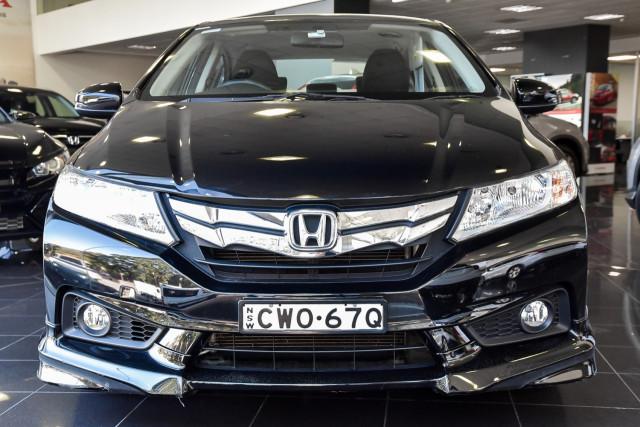 2014 Honda City GM VTi-L Sedan Image 4