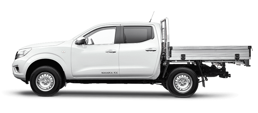 RX 4x4 Dual Cab Chassis