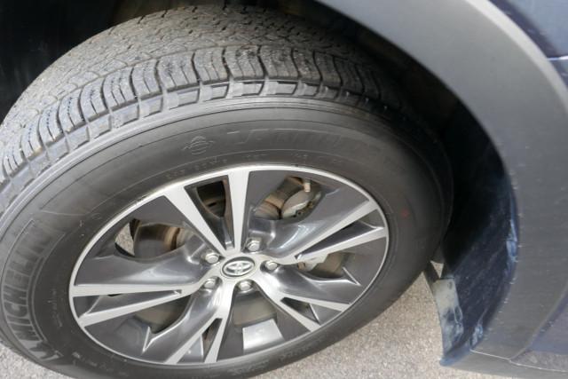 2018 Toyota Kluger GX