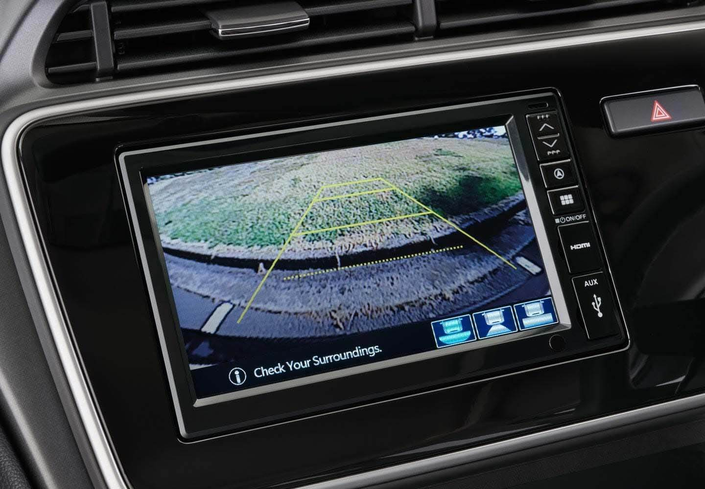 City Multi-angle Reversing Camera
