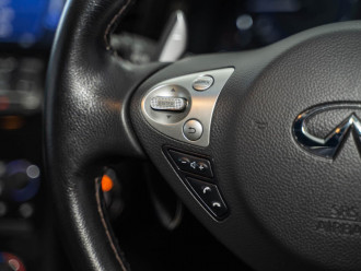 2016 Infiniti Qx70 S51 S Premium Suv