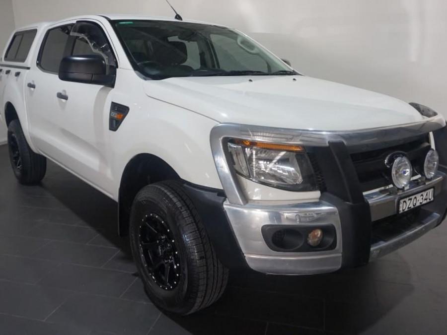 2013 Ford Ranger PX Turbo XL Ute