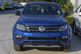 2019 MYV6 Volkswagen Amarok 2H Highline Black 580 Utility Image 2