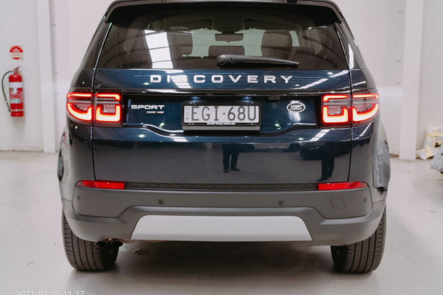2020 Land Rover Discovery Sport HSE